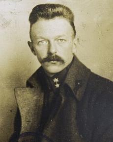 Na snímku z roku 1918