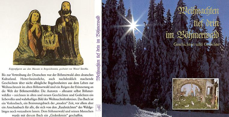 Šumavská vánoční antologie (1993) s jeho příspěvky
