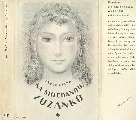 Obálku a vazbu (1940) českého překladu jeho knihy navrhl Emanuel Frinta