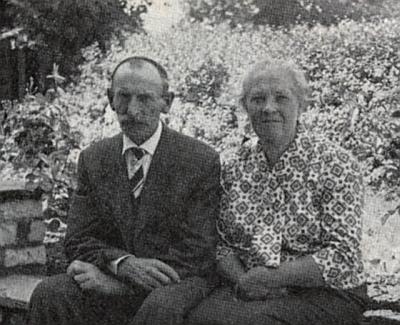 Georg a Josefa v pozdějších letech