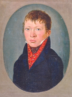 Jiný portrét Johanna Meyera