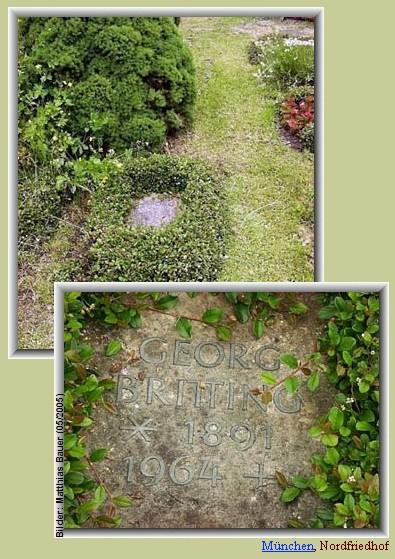 Hrob v Mnichově