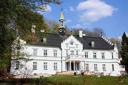 Zámek v Buchenau...