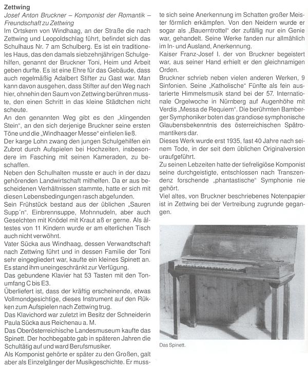 Tady se o něm a jeho blízkém vztahu k Cetvinám rozepsal Robert Böhmdörfer