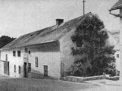 Stará škola ve Windhaagu