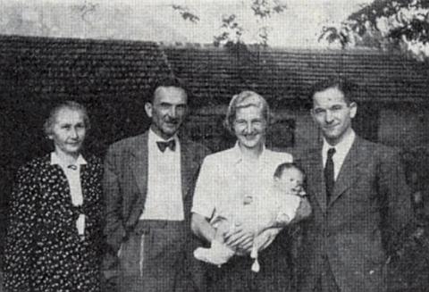 Učitelská rodina Buchhöckerova