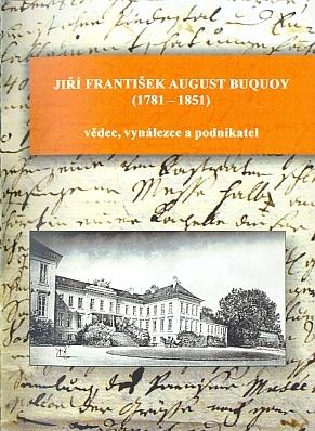 Obálka (2008) knihy o něm, vydané Jihočeskou univerzitou pro CASTECH - Novohradské sdružení pro povznesení věd a technologií