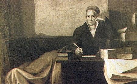 Neznámý do té doby portrét Buquoyův v pozdním věku, zveřejněný zásluhou až Jaroslava Riedla