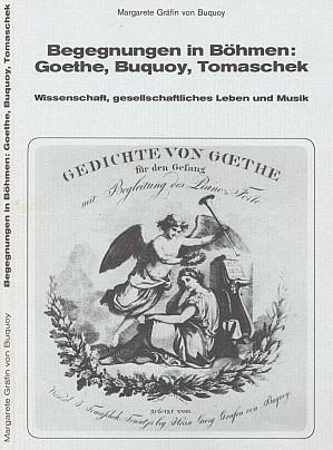 Obálka (1987) knihy o něm, jejíž autorkou je Margarete von Buquoy, a kterou vydalo vMnichově nakladatelství Sudetenland