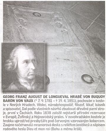 Kolem Dušiček 2012 zveřejnil Českobudějovický deník tento snímek jeho hrobu, který ovšem doprovodil podobiznou spíše málo věrohodnou