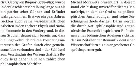Další knihu o něm vydalo v roce 2017 nakladatelství Franz Steiner Verlag ve Stuttgartu