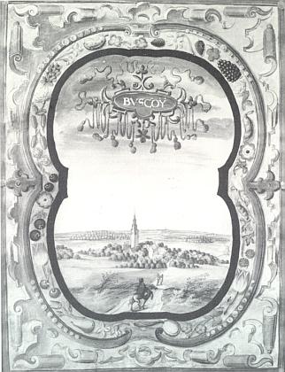 Panství Bucquoy v severofrancouzském Artois (department Pas de Calais), které dalo původně čistě francouzskému rodu jméno