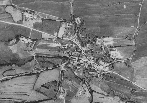 Suš na leteckých snímcích z let 1949 a 2008