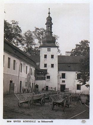 Parte ze stránek listu Süddeutsche Zeitung