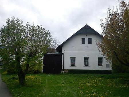 Rodný dům v Chlumu čp. 59