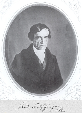 Andreas Alschinger, rodák z Rožmitálu na Šumavě