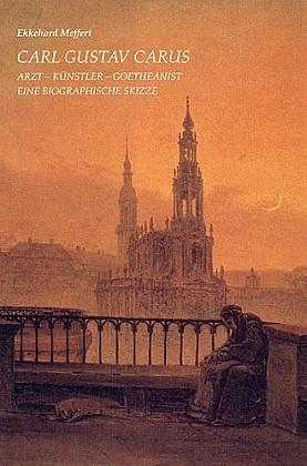 Obálka (1999) knihy basilejského nakladatelství Perseus o něm s reprodukcí jeho obrazu Drážďan