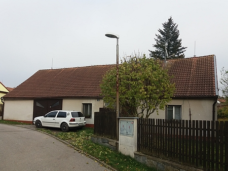 Rodný dům čp. 36 v Adamově