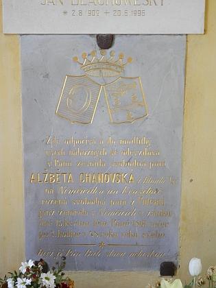 Hrobka Dlauhoweských v Česticích (2021)