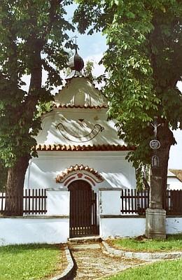 Svéradice u Horažďovic, okres Klatovy, rodiště jezuity Vojtěcha Chanovského