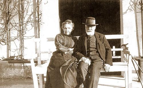S manželem Ferdinandem