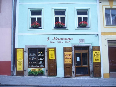 Rodný dům čp. 167 v Rybniční ulici v Jindřichově Hradci