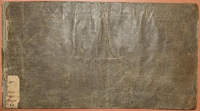 Rukopis je dnes ve sbírkách Jihočeského muzea
