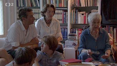 Televizní film Evropská rodina Coudenhove-Kalergi představil příslušníky rodu včetně Barbary Coudenhove-Kalergi