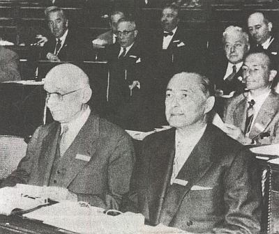 S jedním ze zakladatelů sjednocené Evropy Robertem Schumanem