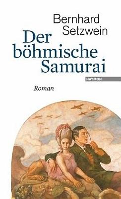... a obálka knihy Bernharda Setzweina o něm (2017, Haymon Verlag)