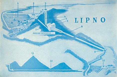 Předmluva k publikaci o stavbě Lipenské přehrady z roku 1958 připomíná také jeho jméno
