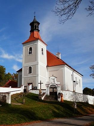 Kostel sv. Vincence v Doudlebech
