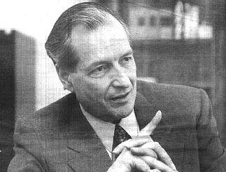 Rakouský velvyslanec v ČR Klas Daublebsky