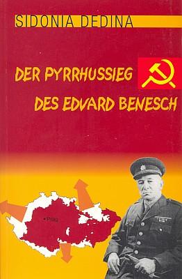 Obálka její další knihy o Edvardu Benešovi(2005, vydal Heimatkreis Mies-Pilsen, Dinkelsbühl)