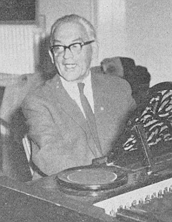 Skladatel Ferdinand Neumaier