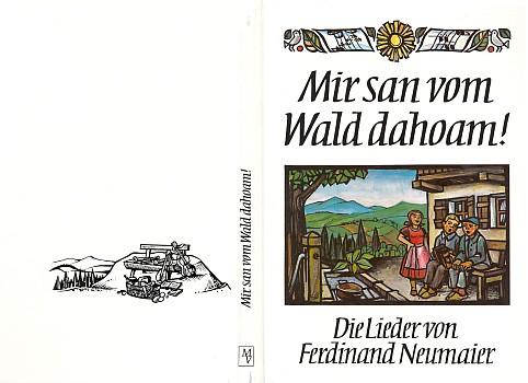Obálka (1983) sborníku i s jeho písní, jak vyšel také v Morsak Verlag