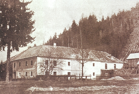 Mlýn zvaný Edelmühle