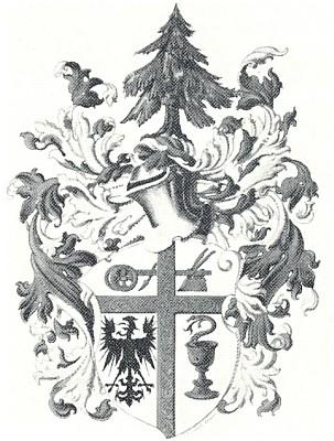 Znak rodiny Dichtlů...