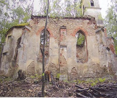 ... a před opravou, která začala téměř přesně 100 let po zbudování v letech 1902-1903...