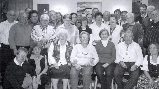 Při setkání potomků rodiny Fastnerovy z Bučiny v říjnu 2008 je ona ta prvá zleva na židli vpředu