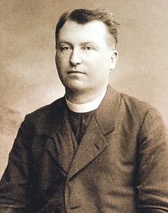 Černínský archivář František Teplý, mj. velký znalec Šumavy
