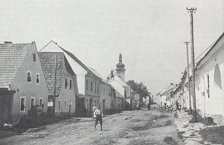 Dvě staré pohlednice z Horního Dvořiště