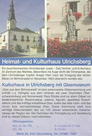 Prospekty z Ulrichsbergu