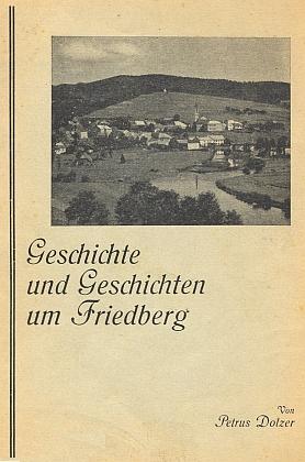 Obálka (1935) vlastním nákladem vydané knihy