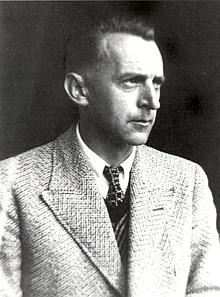 """Alois Maier, autor obálky k Döringově knize """"Von Hexen, Tod und Teufel"""", která je dnes sběratelskou raritou"""