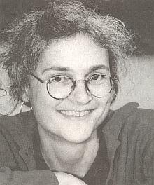 Jeho dcera, sochařka Dagmar Doyscherová