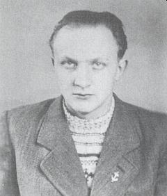 Krátce po vyhnání v Rakousku, říjen 1945