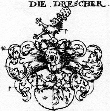 Erb rodu Drescherů