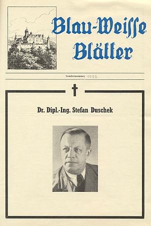Obálka (1957) zvláštního čísla časopisu schwarzenberského archivu v Murau