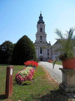 Z kláštera ve Wilheringu, kde je na místním hřbitově pochován, přišli kdysi na Šumavu prví mniši vyšebrodští